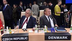 Šulc: NATO musí nabízet Rusku jednání a zároveň odstrašovat. Zeman by měl vyzvat k dialogu kamarády v Moskvě