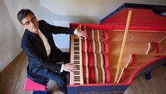 Potěšení ucha i oka. Letní slavnosti staré hudby představí nástroj navržený da Vincim