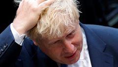 'Dokážeš si ho představit na krizovém zasedání vlády?' Johnson u mladých konzervativců neboduje