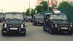 Ruská tajná služba zuří. Zběsilá jízda novopečených agentů způsobila skandál