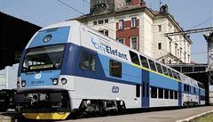 Další vlaky v Praze. Nové linky mají svištět přes Krč či Zahradní Město