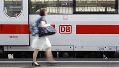 Škoda pro Německo: stávka Deutsche Bahn může stát 20 miliard