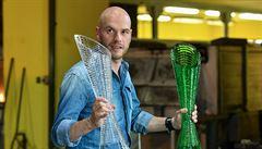 Češi vyrobili trofej pro nejlepšího cyklistu světa, vzbuzovat má emoce