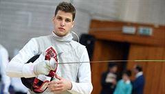 Češi budou mít po 20 letech na olympiádě šermíře. Sílu čerpá v chrámu jako Jágr