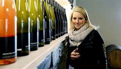Víno nepovažuji za klasický alkohol, je to spíše kulturní nápoj, říká vinařka