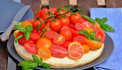 Italská kuchyně boří zavedené hranice. Cheesecake s rajčaty