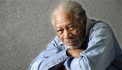Vnučku herce Morgana Freemana ubodal muž při vymítání ďábla