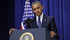 Obama vyšel vstříc olympionikům. Medailisté už nebudou muset odměny danit