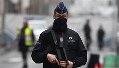 Belgie se brání teroru: vůbec poprvé zmrazila majetek podezřelých