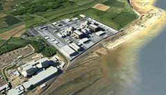 Britská vláda váhá, zda si nechá od Francouzů postavit atomovou elektrárnu