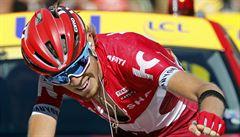 Tour de France: Premiérové prvenství si vyjel Rus Zakarin, Froome zvýšil svůj náskok