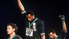 VIDEO: 'Nejsem jen negr, jsem černý Američan.' Od gesta na olympiádě uplynulo 50 let