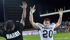 Nejvyrovnanější finále v historii. Czech Bowl ovládli počtvrté za sebou Panteři