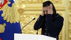 Isinbajevová a Šubenkov neuspěli s protestem proti zákazu startu ani u soudu