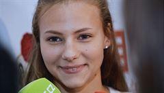Šestnáctiletá plavkyně Seemanová: 'Olympiáda je lepší než dovolená s rodiči'