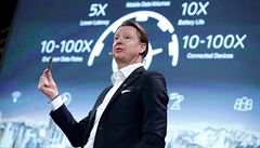 Šéf Ericssonu končí. Dráždil vysokým platem a špatnými výsledky
