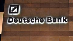 MACHÁČEK: Deutsche Bank a německý nacionalismus