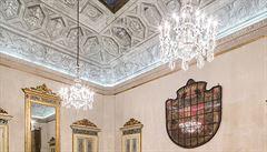 České lustry v Itálii, obdivoval je Napoleon a svítí dodnes