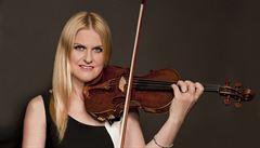Jsem ráda, že Británie vystoupí z Evropské unie, říká česká houslistka