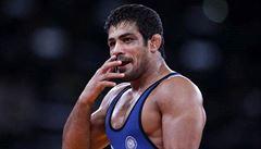 Podivná obhajoba zabrala. Indický zápasník vysvětlil doping sabotáží