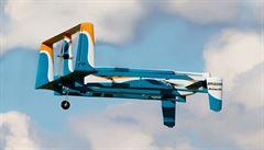 Mateřská firma Googlu bude v USA testovat donáškové drony. Napodobí tak Amazon