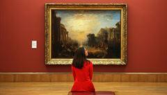 V Londýně započala výstava obrazů geniálního malíře Williama Turnera