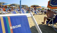Konec vychytralých turistů. Zapomenuté rezervační ručníky budou v Itálii tvrdě trestat