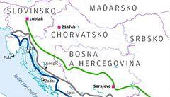 Napříč sedmerem zemí, po stopách starých tras. Balkán propojí turistické stezky