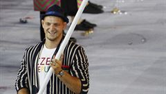 Zahájeno! Hry v Riu byly odstartovány, 'Češi přišli oblečení jako rozhodčí NFL'