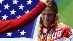 Doping si koupila v Kalifornii. Je hon na ruskou plavkyni nespravedlivý?