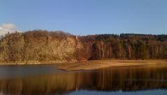 Sečská přehrada vykazuje sníženou kvalitu vody