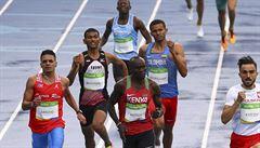 Keňský funkcionář, který ani neměl v Riu být, se vydával za atleta. I při dopingové kontrole