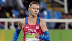 Maslák prošel časem do semifinále, Juškovi opět chyběl centimetr