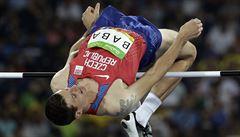 Získá Bába dodatečný bronz z ME v atletice 2014? Ruský výškař měl dopovat