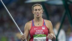 FOTO: Nejemotivnější snímky z Ria. 'Šílená' Špotáková, akvabely, hravý Bolt