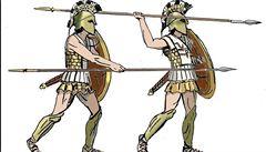 Od bitvy u Thermopyl uplynulo téměř 2,5 tisíce let. Řekům vrazil kudlu do zad vlastní muž