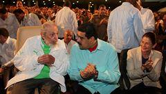 Fidel Castro oslavil své devadesátiny ve velkém stylu