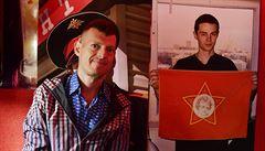 Co je to být gay v Rusku ukazuje výstava fotografií Slavy Mogutina