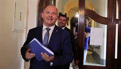Hašek bude ve Sněmovně dělat asistenta poslanci Běhounkovi. Za tisícovku měsíčně