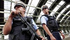 Další násilí v Německu. Neznámí pachatelé zbili syrského přistěhovalce