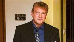 Viktor Rytikov: Bývalý detektiv Komárek žádné přečiny nespáchal