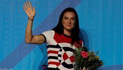 Na doping v Rusku bude dohlížet Isinbajevová, sankce MOV však trvají dál