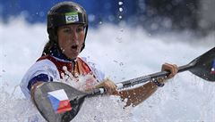Češi mají dalšího jistého olympionika. Po Prskavcovi si start v Tokiu zajistila i kajakářka Kudějová