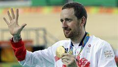 Loučí se v dopingovém stínu. Britský cyklista Bradley Wiggins ukončil kariéru