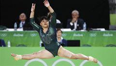 Mexičané se smáli v Riu vlastní gymnastce. Důvod? Prý je příliš tlustá