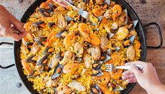 Středomořská dieta chutná i jedlíkům české kuchyně