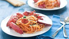 Domácí těstoviny? Zkuste tagliatelle se slávkami a humrem
