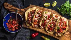Fajitas, burritos či tacos. Kde si pochutnáte na mexické kuchyni?