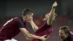 Los Evropské ligy: Manchester nevyšel, Čechy prověří Italové. Nejhůře dopadla Sparta