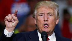 Trump doufá v brzké uzdravení Clintonové. Sám zveřejní detailní zprávu o svém stavu